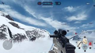 The single best thing from the Star Wars Battlefront beta