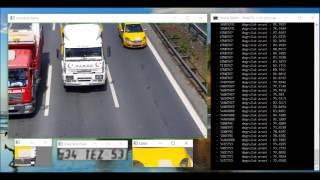 SmartCity Backend                          Plaka Tanıma Sistemi