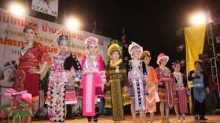 Miss Hmong Thailand Music By Ordinary Day Koj  Zoo Tshaj