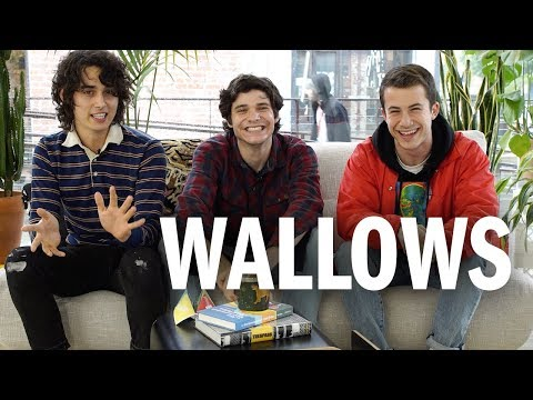 Shooting Hoops With Wallows – Open Up