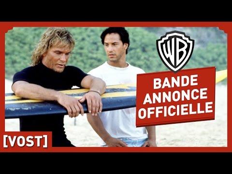 Point Break - Bande Annonce Officielle (VOST) - Patrick Swayze / Keanu Reeves