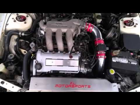 Mazda MX-6 LS V6 startup and walk around