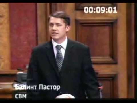 Parlamenti felszólalás: Ivica Dačić kormányának megválasztásáról-cover