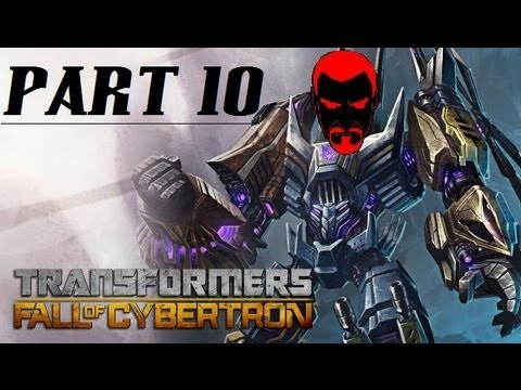 JUST NO - Fall of Cybertron - Part 10 (видео)