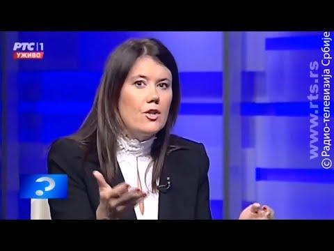 Потпредседница Тамара Трипић у емисији Упитник на РТС 1, 06.06.2017.