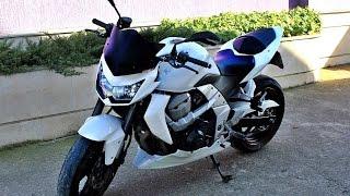 10. Kawasaki Z750 2007 750cc Review