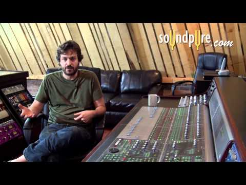 How to Mic an Acoustic Guitar Recording and Choose Your Preamp