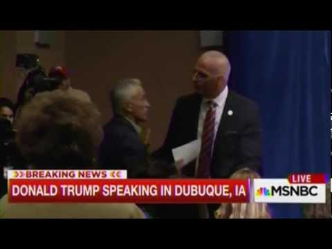 Jorge Ramos Ejected from Donald Trump Press Conference