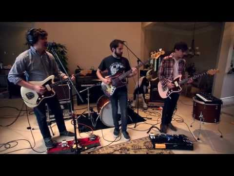 Surfer Blood living room demonstration