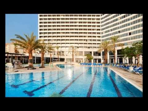 Welcome to hotel Crowne Plaza Dead Sea, 5* / Израиль (видео)