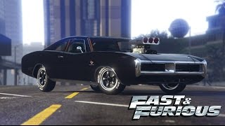 Nonton FAST AND FURIOUS - Dom's Charger Car Build!  - Gta 5 Film Subtitle Indonesia Streaming Movie Download