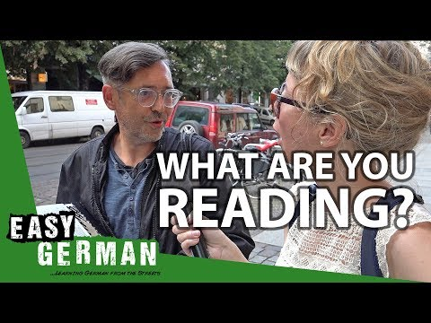 What are you reading?  Easy German 214
