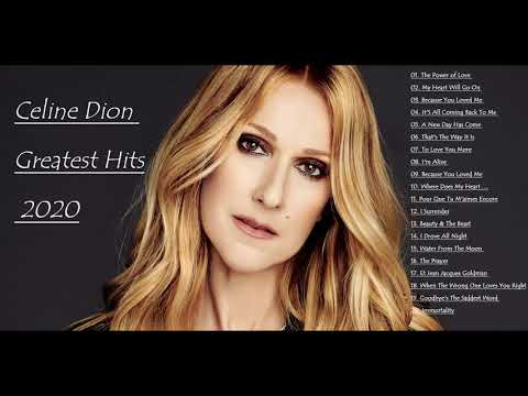Celine dion greatest hits full album 2020 - Celine Dion Full Album 2020 #2