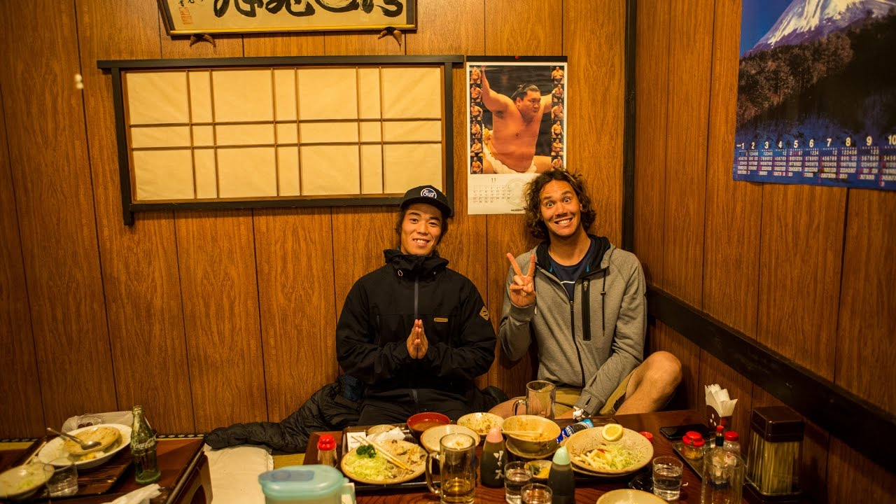 JORDY SMITH'S JAPAN TOUR