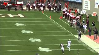 Devin Street vs Virginia Tech (2013)