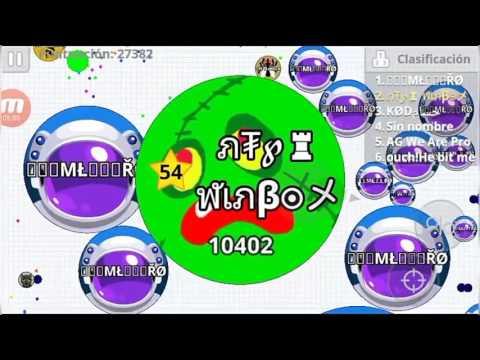 Agario Clan NTP // 34K // Agario mobile-- ภ₮℘♜ ฬเภβ๏メ (видео)
