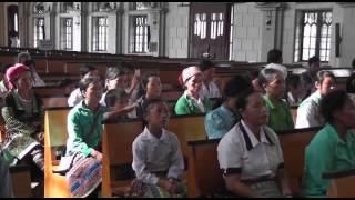 Phái đoàn Giáo Họ Lao Về Thăm GP Thái Bình
