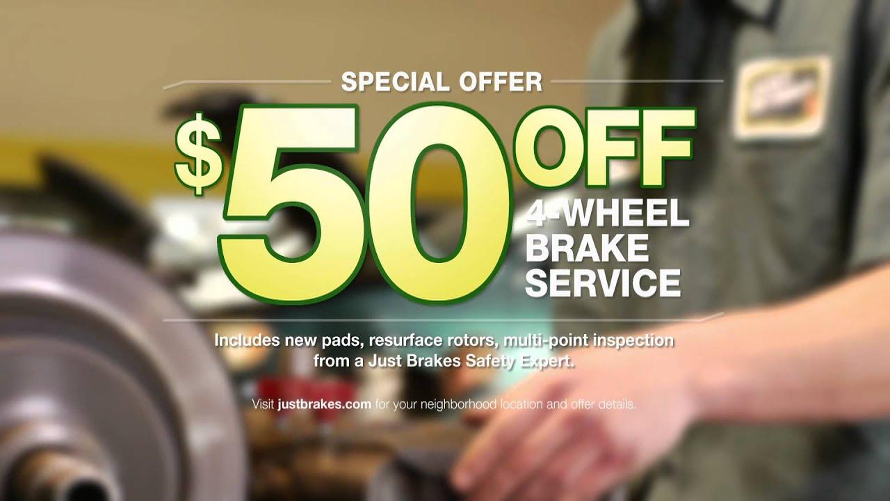 Just Brakes Trustimonial Commercial
