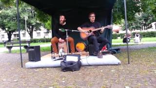 Video The Wild Roots - Irish Girl (accoustic version)