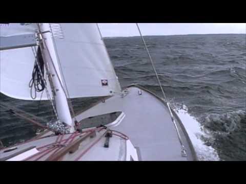 folkboat.de  test sailing.mov