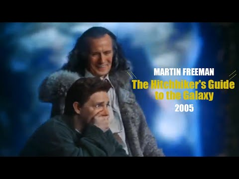 The Hitchhiker's Guide to the Galaxy Clip The Universe (2005)