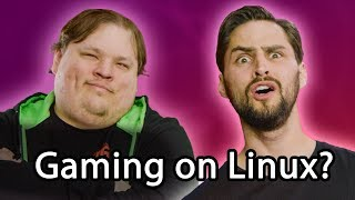 Video Microsoft Should be VERY Afraid - Noob's Guide to Linux Gaming MP3, 3GP, MP4, WEBM, AVI, FLV April 2019