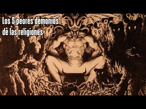 TOP: LOS 5 DEMONIOS MÁS PELIGROSOS DE LAS RELIGIONES