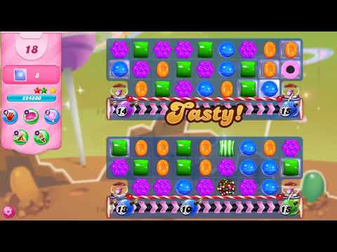 Candy Crush Saga Level 3500 NO BOOSTERS