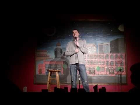 Jonathan Craig stand up comedy 2-20-11