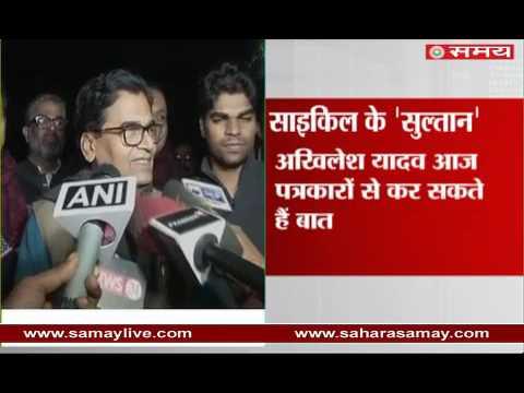 Ram Gopal yadav on EC considered Akhilesh