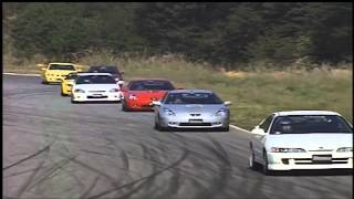 Best Motoring Type R Legend Full DVD *Keiichi Tsuchiya*