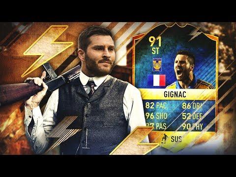 🔥⛔ TOTS GIGNAC SHOOT EM UP DISCARD BATTLE ⛔🔥 TOTS GIGNAC VS. FIFAGOALSUNITED - FIFA 17