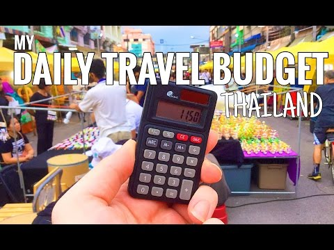 THAILAND TRAVEL: LIVING ON $11/£9 PER DAY BUDGET
