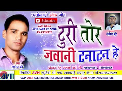 Video अनिल बर्वे-Cg Song-Turi Tor Jawani Tanatan He-Anil Barwe-Chhattisgarhi Geet Video HD 2018- download in MP3, 3GP, MP4, WEBM, AVI, FLV January 2017