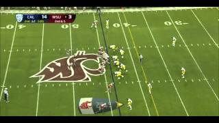 Steve Williams vs Washington State (2012)