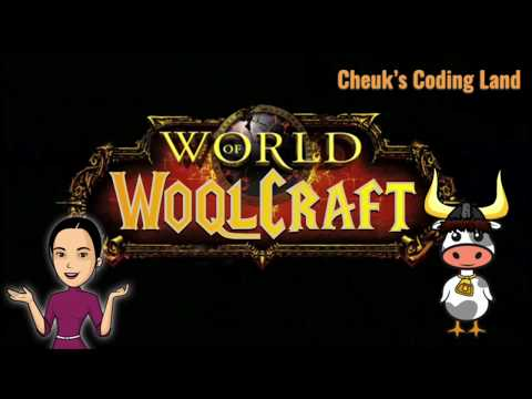 World of WoqlCraft - Ep.1 making type opjects