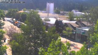2014-07-20 - Estes Park Church Shops East Time-Lapse