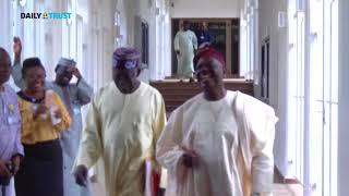 Tinubu/Oyegun Rift: APC Governors back Oyegun