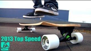 Landyachtz Top Speed Longboard Complete 2013