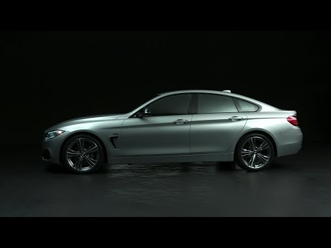The first-ever BMW 4 Series Gran Coupé. Product substance.