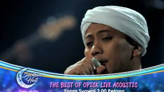 Promo The Best Of Opick Live Acoustic - 30 Jun 2017