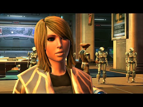 SWTOR – Jedi Knight story playthrough – Episode 7 (Female, light side)