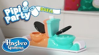 Hasbro Gaming Deutschland - 'Pipi Party Duell' Produktdemo-Video