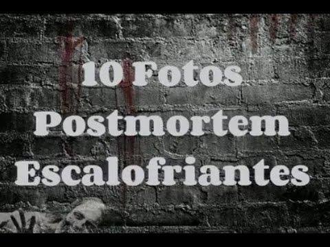 10 Fotos Post-Mortem Escalofriantes