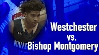 Bishop Montgomery vs. Westchester at the 2017 Westchester Challenge.