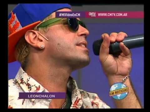 Leonchalón video Entrevista CM - Estudio CM 2016