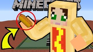 Video Minecraft: OMG WHAT AM I?!? (HOT DOGS, NYAN CAT, & MORE!) Mod Showcase MP3, 3GP, MP4, WEBM, AVI, FLV Agustus 2017