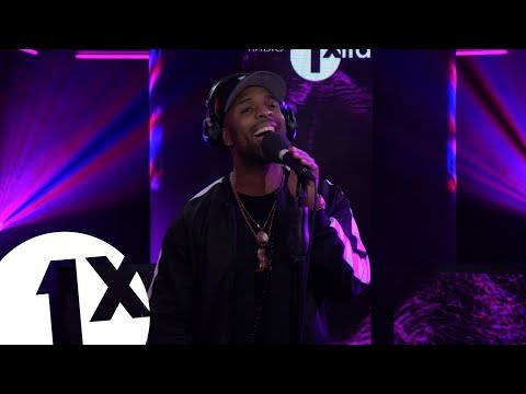 DVSN One In A Million/Purple Rain in the 1Xtra Live Lounge