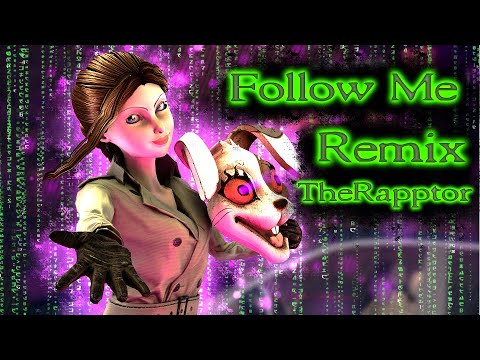 SFM| The Deceiver | Follow Me (Remix) - TheRapptor (FNaF song)