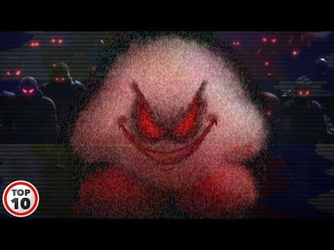 Top 10 Scary Kirby Creepypasta